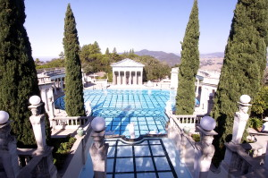neptune pool Hearst Castle
