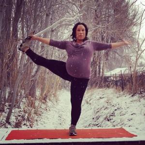 preggo yoga