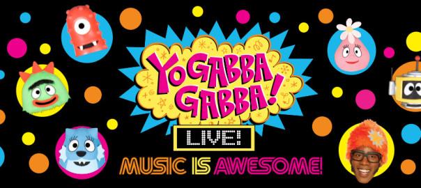 YO GABBA GABBA 2014 Tour #Denver Giveaway