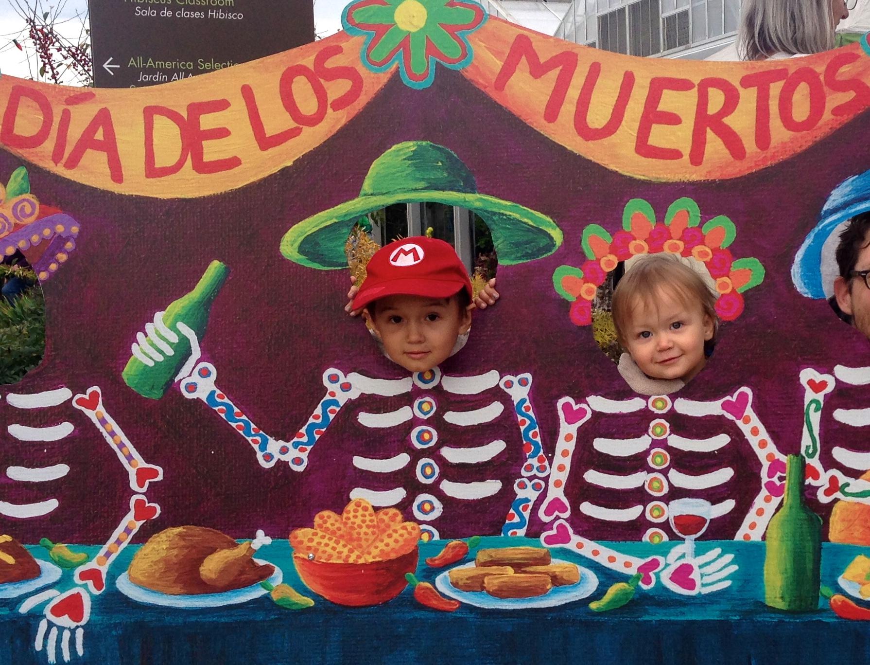 Brothers - Dia De Los Muertos