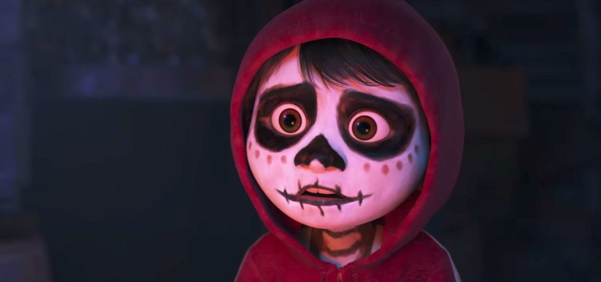 Miguel from the movie Coco